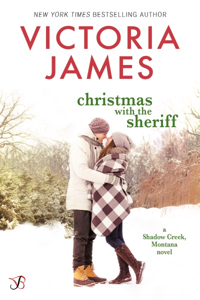 Christmas with the Sheriff by Victoria James Book Summary, Reviews and E-Book Download