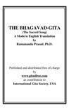 THE BHAGAVAD-GITA (The Sacred Song) A Modern English Translation book summary, reviews and download