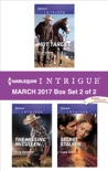 Harlequin Intrigue March 2017 - Box Set 2 of 2 book summary, reviews and downlod