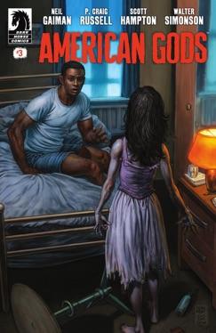 American Gods: Shadows #3 E-Book Download